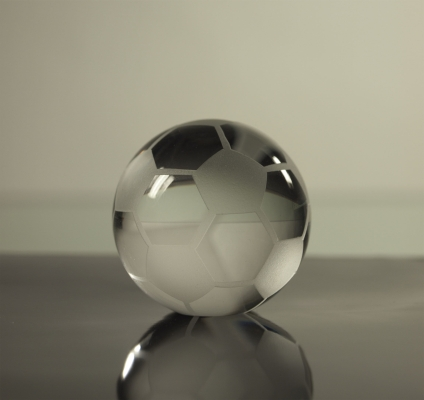 Rounded Football
